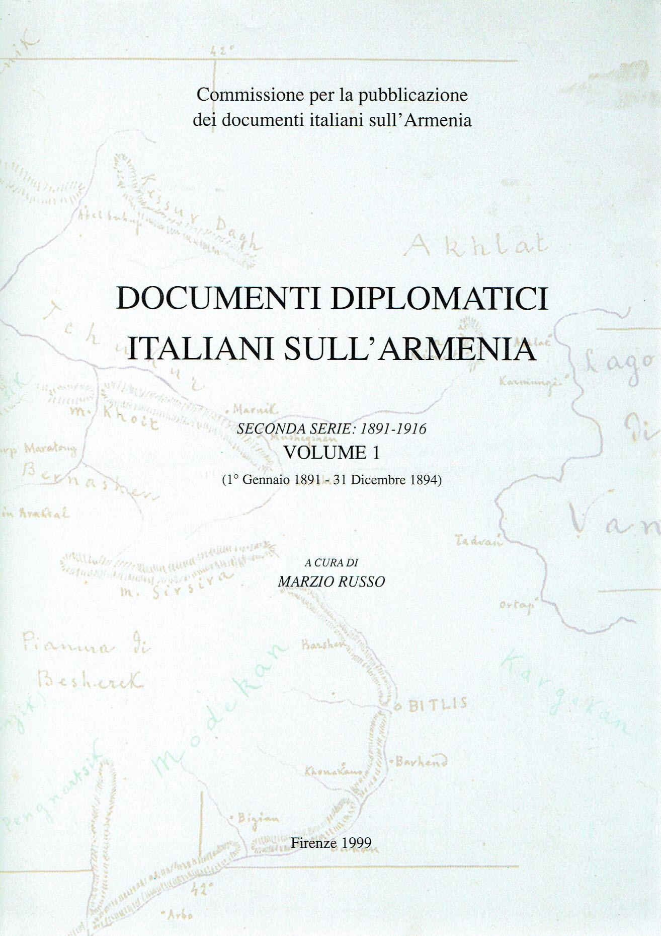 Documenti Diplomatici Armeni-Copertine- (V1)