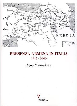 Presenza Armena in Italia-Copertina