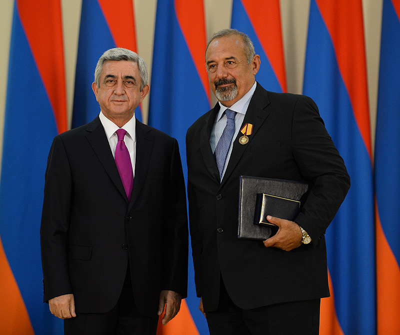 baykar in Presidenza