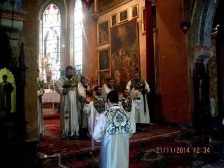 SL - Ordinazione diaconi 2014 - 2