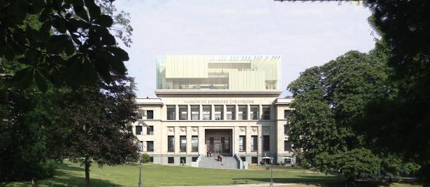 Casa della Storia Europea - Bruxelles