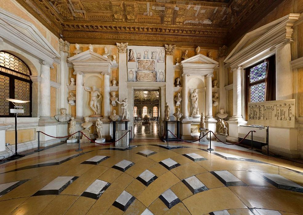 Biblioteca Nazionale Marciana - Vestibolo