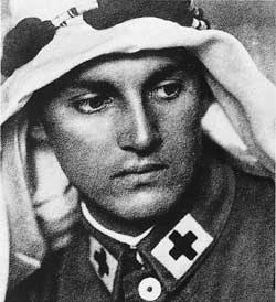 Armin T. Wegner nel servizio sanitario tedesco in Medio Oriente, 1915