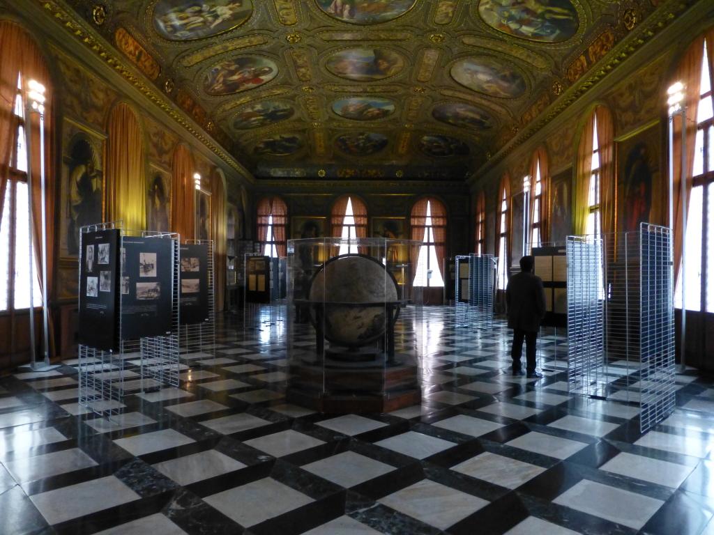 Sala dei Mappamondi - Biblioteca Nazionale Marciana
