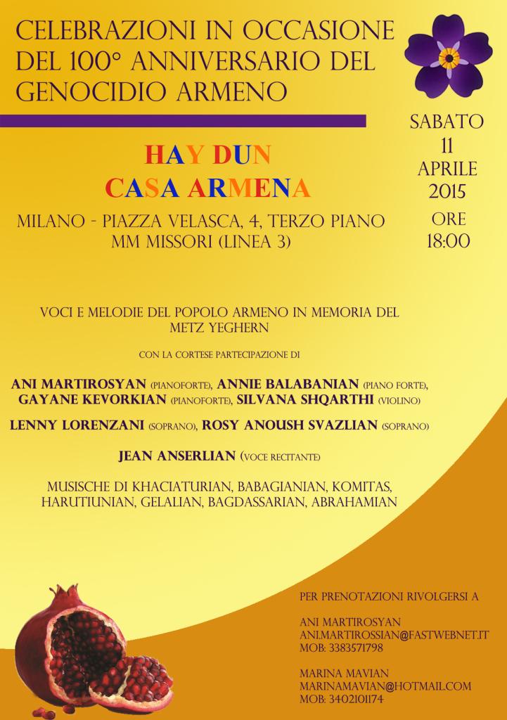 Concerto 2015