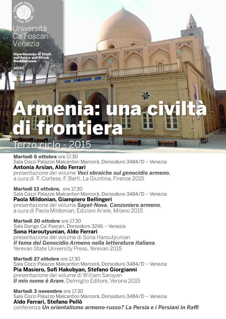 Armenia civiltà di frontiera 10-2015 (2) (1)