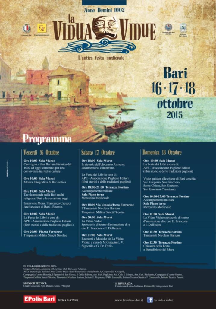 Bari Ottobre 2015