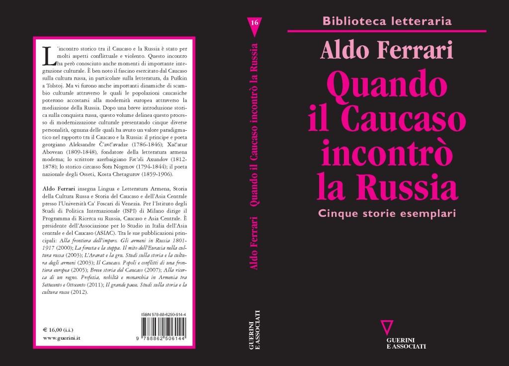 Quando il Caucaso incontrò la Russia