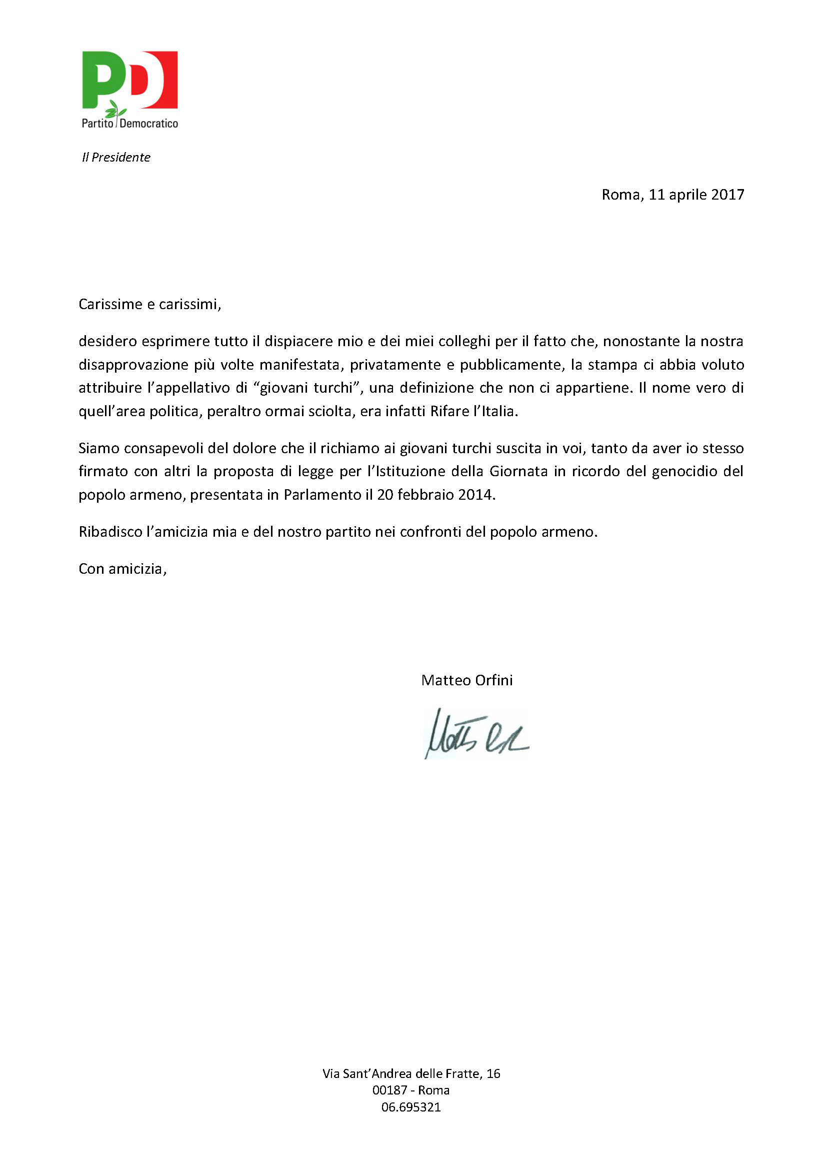 lettera-matteo-orfini